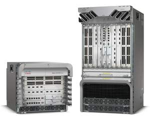 Cisco ASR 9000 Series routers