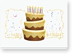 View Chocolate Delight Birthday Card
