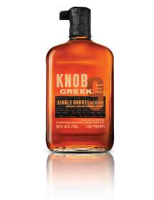 Knob Creek Single Barrel Reserve bottle (photo)