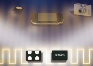 25 PPM SiT8003, SiT8103 Programmable Oscillators