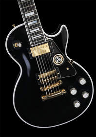 Custom Gibson Les Paul Diamonds