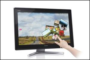 The new touchscreen VAIO L Series by Sony