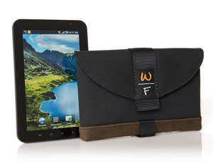 WaterField Designs Ultimate SleeveCase for the Galaxy Tab.