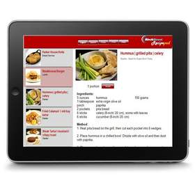 Recipe(tried): GFS - Gordon Food Services