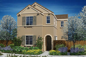 San Jose new homes, detached San Jose homes, William Lyon Homes