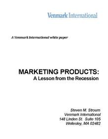Marketing products, product marketing, news releases, press releases, publicity