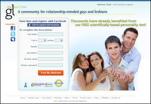 One good love gay dating site