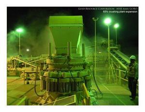 GORO Plant Expansion