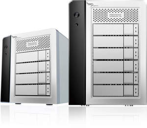 PROMISE Technology, Storage, Thunderbolt technology