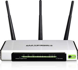 TP-LINK's Ultimate Wirelss N Gigabit Router