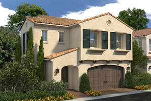 single-family detached homes, new Irvine homes, Irvine Pacific, Villages of Irvine