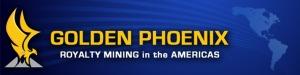 Golden Phoenix Minerals logo