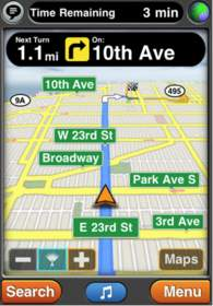 MotionX-GPS(TM) Drive - the best selling iPhone navigation app