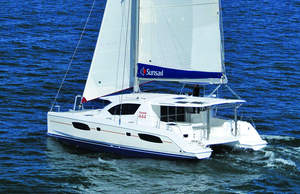 The new revolutionary Sunsail 444 Catamaran makes Sailing Vacations more enjoyable than ever before