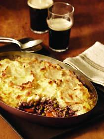 Dubliner Shepherd¿s Pie
