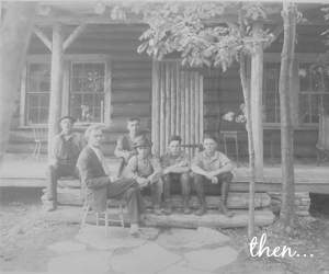 Dan Beard Cabin 1926