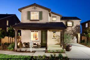 magnolia lane, elk grove new homes, william lyon homes, upgraded homes