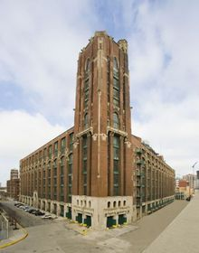 Telx Chicago Data Center