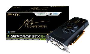 PNY XLR8 GeForce GTX 550 Ti