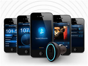 TuneLink Auto for iPhone, iPod touch, and iPad
