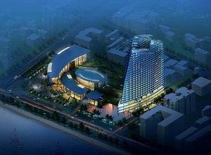 Wyndham Sanya Resort in China¿s Hainan Province
