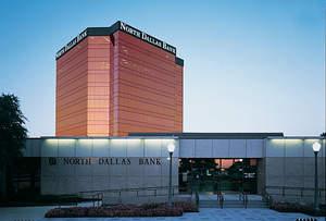 North Dallas Bank & Trust Co., Corporate Headquarters, 12900 Preston Road, Dallas, Texas