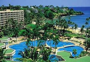 Oceanfront Kauai Marriott Resort