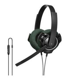 New PC headsets and microphones by Sony