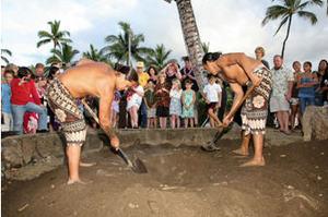 Waikoloa Luau