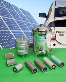 Mass-Vac, MV Vacuum Inlet Traps, vacuum foreline traps,