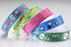 Expressions Tyvek Wristbands