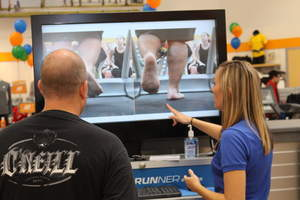 running shoes; free shoe dog process; perfectly-fitted running shoes