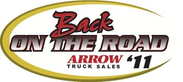 Arrow's Back On The Road 2011 logo