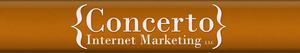 Concerto Internet Marketing Logo