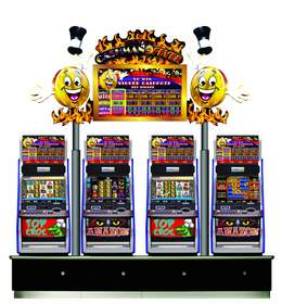 Aristocrat's player favorite Mr. Cashman(TM) makes his grand return in the super-hot new game, Cashman Fever(TM), which premieres this week at the NIGA trade show in Phoenix.