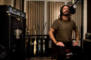 Dave Grohl of The Foo Fighters Photo Credit:  Don Holtz Photography