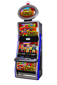 Aristocrat's all-new game category, Mega Pay(TM), was named one of the Top Ten Slot Floor Products for 2011 in the fifth annual Casino Enterprise Management Slot Floor Technology Awards. More Chilli(TM) is one of the games in the category.