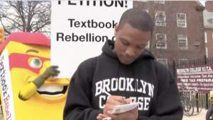 Textbook Rebellion