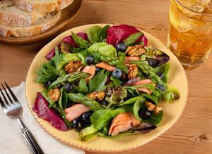 Super Foods Salad with Chive Vinaigrette