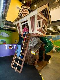 Kids Discovery Museum Treehouse