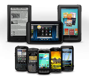 OtterBox Cases for devices from Motorola, Dell(TM), LG, Sony, Barnes & Noble & Nokia.