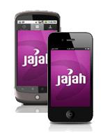 iphone, android, facebook, calls, jajah, mobile app, app, international