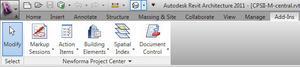 Revit Add-in, Newforma Add-in for Autodesk Revit, building information management
