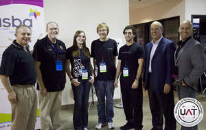 The Avnet Tech Games are held at UAT annually