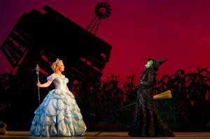 Wicked in Birmingham - BJCC