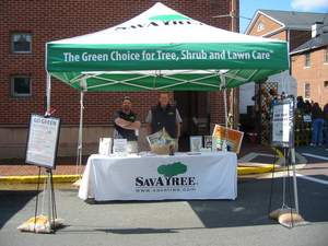 Tree service experts and ISA certified arborists with SavATree lend a helping hand.