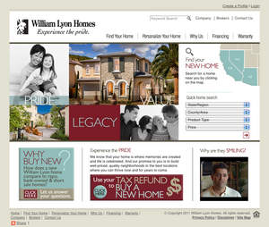William Lyon Homes, New Home Search, Homebuilder, New Home Neighborhoods