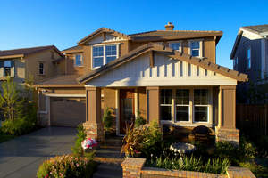 New Pittsburg Homes, detached Pittsburg homes, Venue, William Lyon Homes