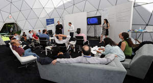 The world's top CEOs and Innovators gather at X PRIZE Foundation's Annual Visioneering Workshop.