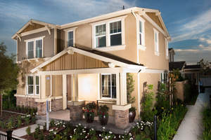 new tustin homes, new attached homes, villages of columbus, irvine schools